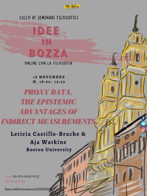 Leticia Aja at IIB